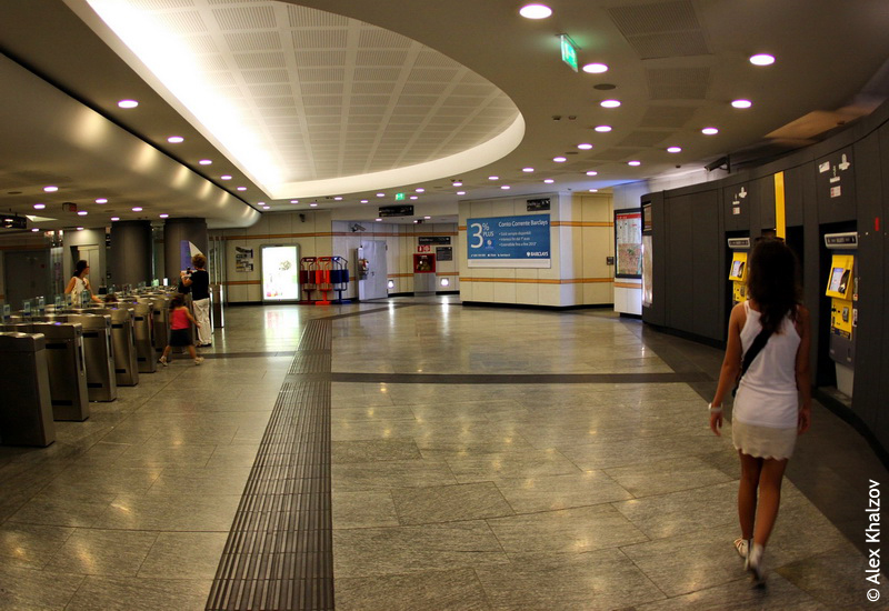 туринский метрополитен