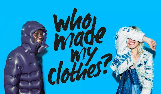 Muestra tu etiqueta en Fashion Revolution Week
