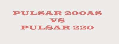 Kelebihan Pulsar 200 AS dibanding Pulsar 220