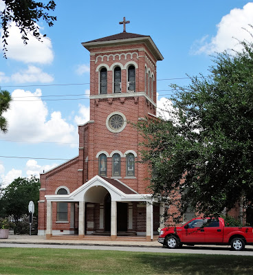 Our Lady of Guadalupe Church 2405 Navigation Blvd, Houston, TX 77003