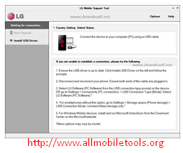 LG Mobile Support Tool Latest Version V1.8.0.0 Free Download