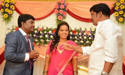 Thagubothu Ramesh Wedding reception photos3