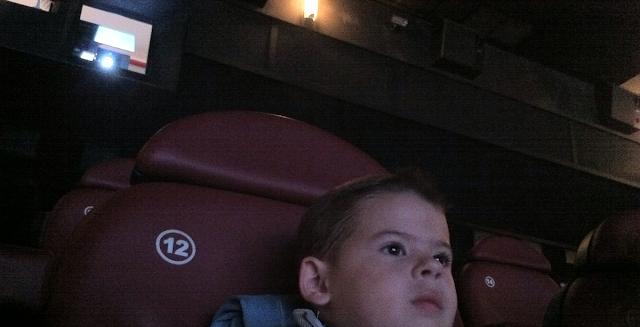 Alonso en el cine