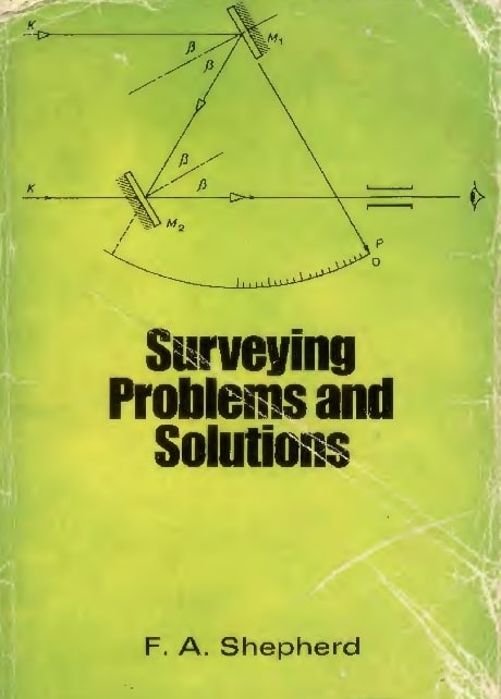 [PDF] Surveying Problems And Solutions F A Shepherd