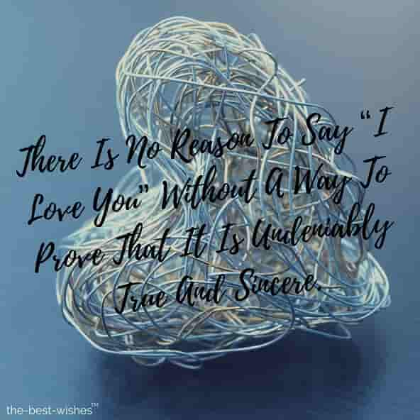 good morning my love with wire heart