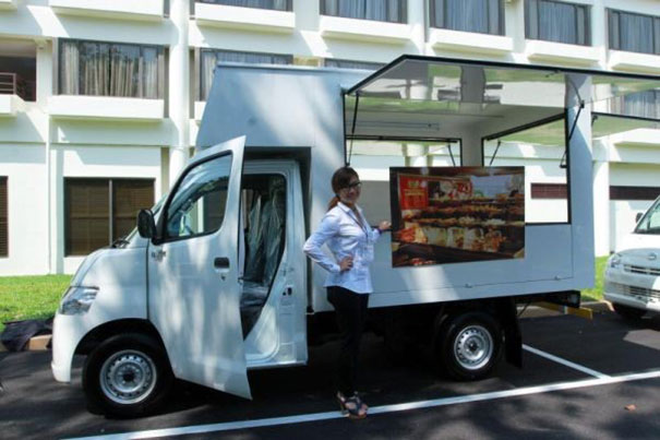 Food Car For Sale