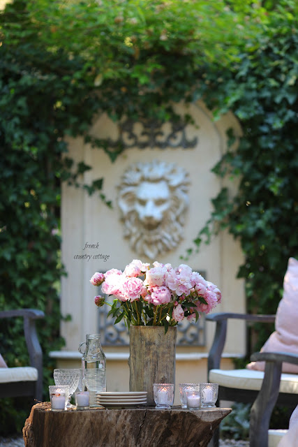 A fresh look on the patio with HomeGoods & Giveaway