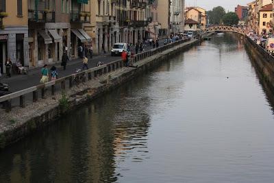 I Navigli in Milano