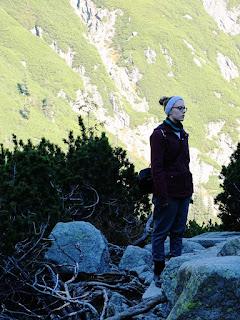 Dolina Roztoki i wodospad Siklawa