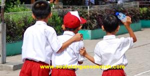 Kumpulan Soal UTS SD Semester 2 IPA IPS PKN Matematika Bahasa Indonesia