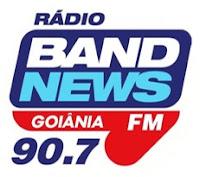 Rádio BandNews FM 90,7 de Goiânia GO