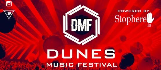 Free Passes for Dunes Music Festival in Jaipur