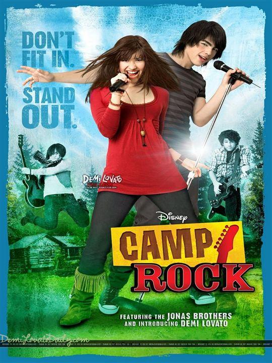 Camp Rock Boxset 1-2 Türkçe Dublaj HD Full İzle