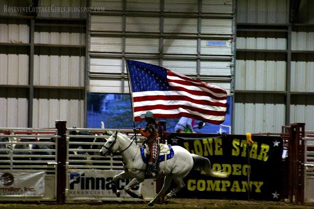 #rodeo #bullriding #cowboys #cows #horses #flag #presentingtheflag #USFlag #Oldglory