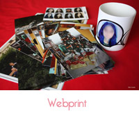 produits photos Webprint