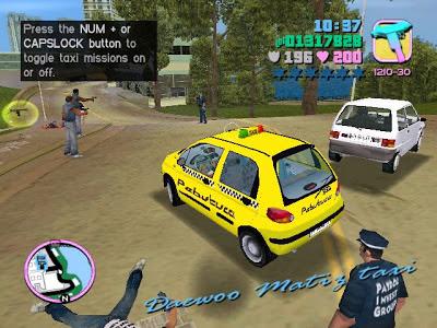 GTA Grand Theft Auto Vice City Game كاملة