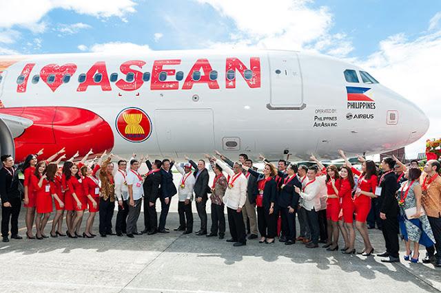 airasia loves asean launch