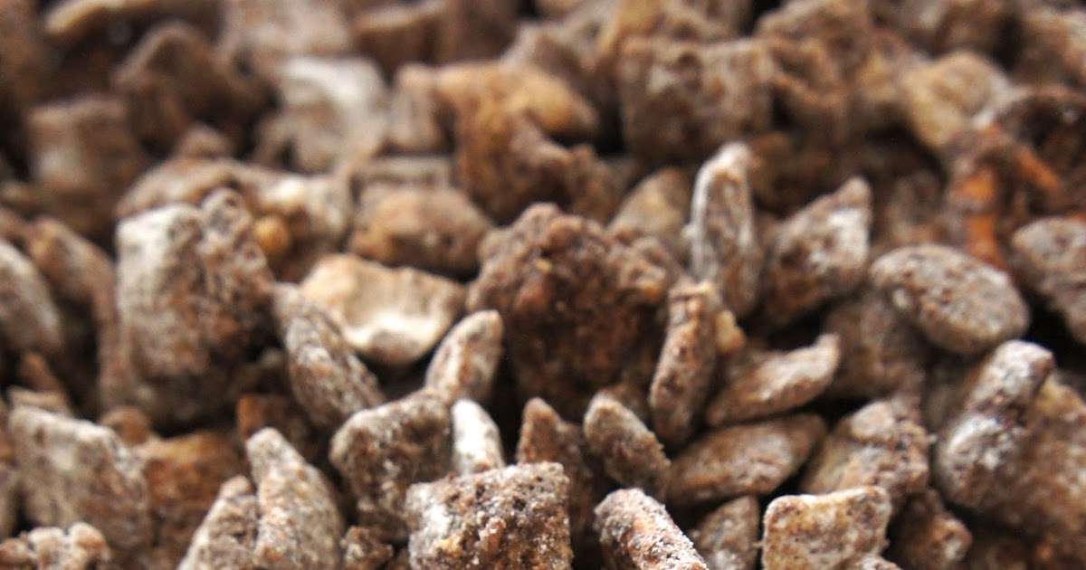 Savory Sweet And Satisfying Chocolate Coffee Toffee Chex Mix