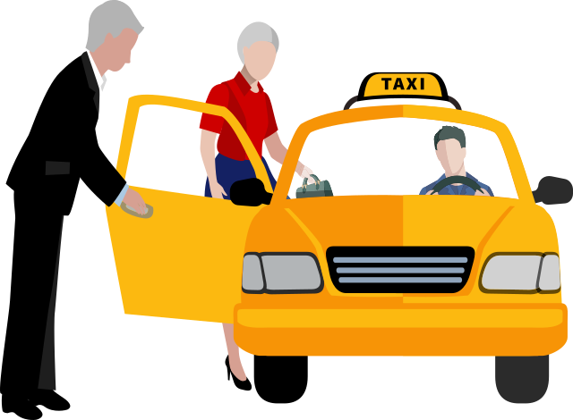 Taxi mayores