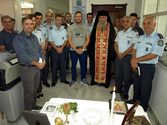 Ποιμαντική επίσκεψη του Προϊσταμένου της Θρησκευτικής Υπηρεσίας της ΕΛ.ΑΣ. στις Διευθύνσεις Λακωνίας και Μεσσηνίας