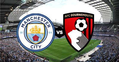 مباراة مانشستر سيتي وبورنموث بتاريخ 01-12-2018 الدوري الانجليزي