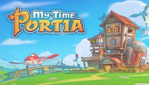 My Time of Portia Gameplay