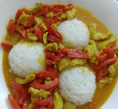curry z indyka