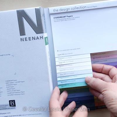 Neenah Stardream Text Paper