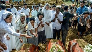 Atentados en Sri Lanka: ISI reivindica las explosiones en iglesias y hoteles de Sri Lanka que dejaron 321 muertos