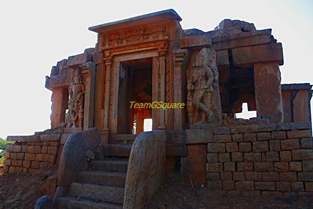 Sri Kapileshwara Temple, Manne