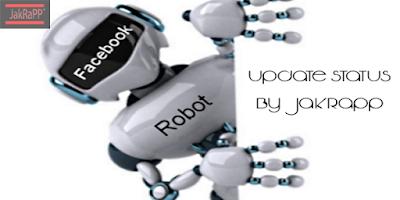 Bot Auto Update Status Facebook