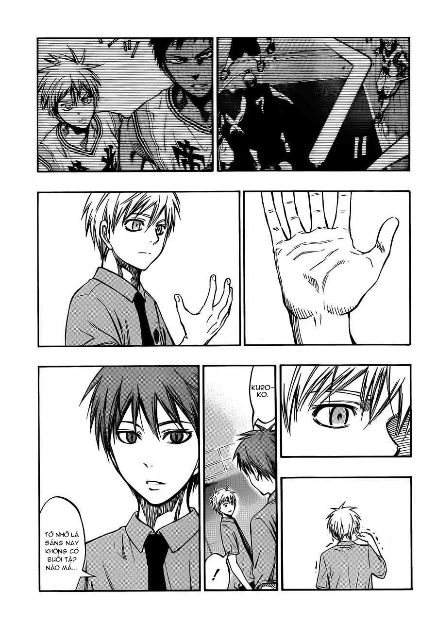 Kuroko No Basket chap 219 trang 5