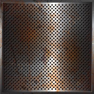 Fondos de metal oxidado