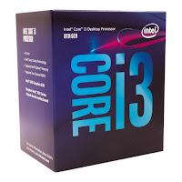 Prosessor yang Bagus untuk Gaming - Core i3 8100