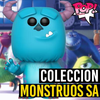 Lista de figuras funko pop de Funko Monstruos SA