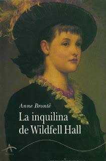 comprar libro la inquilina de wildfell hall de anne brontë