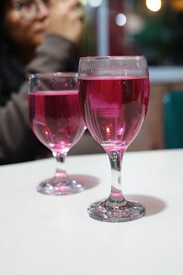 Minuman Secang hangat ala Dapoer Melayoe