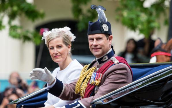 The Earl & Countess of Wessex to visit Brunei for Golden Jubilee celebrations of Sultan