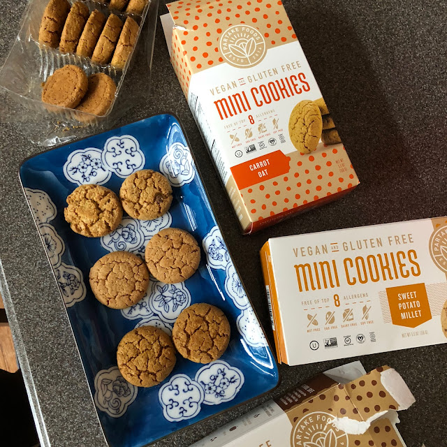 Cookies Free from top 8 allergens