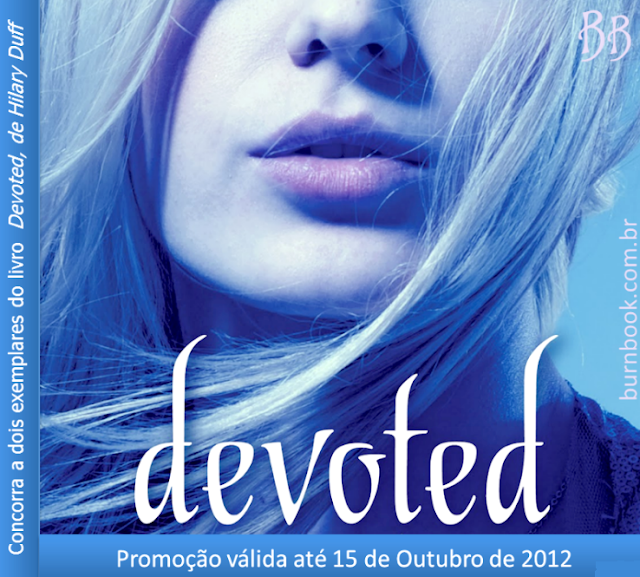 Resultado | Promo: Devoted, da autora Hilary Duff 6