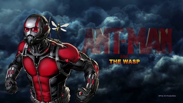 Ant-Man and The Wasp 2018 Poster