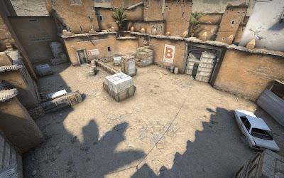 המפה האגדית Dust2 מקבלת שינוי לשיפור המשחקיות ב-CS:GO ויש לנו הצצה משמעותית אליו