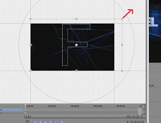 Cara Menggabungkan 2 Video Kedalam 1 Video - tarik layar