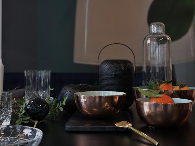 Noël / Christmas / Vaisselle / Cristal / 9 / Louise Roe Copenhagen /