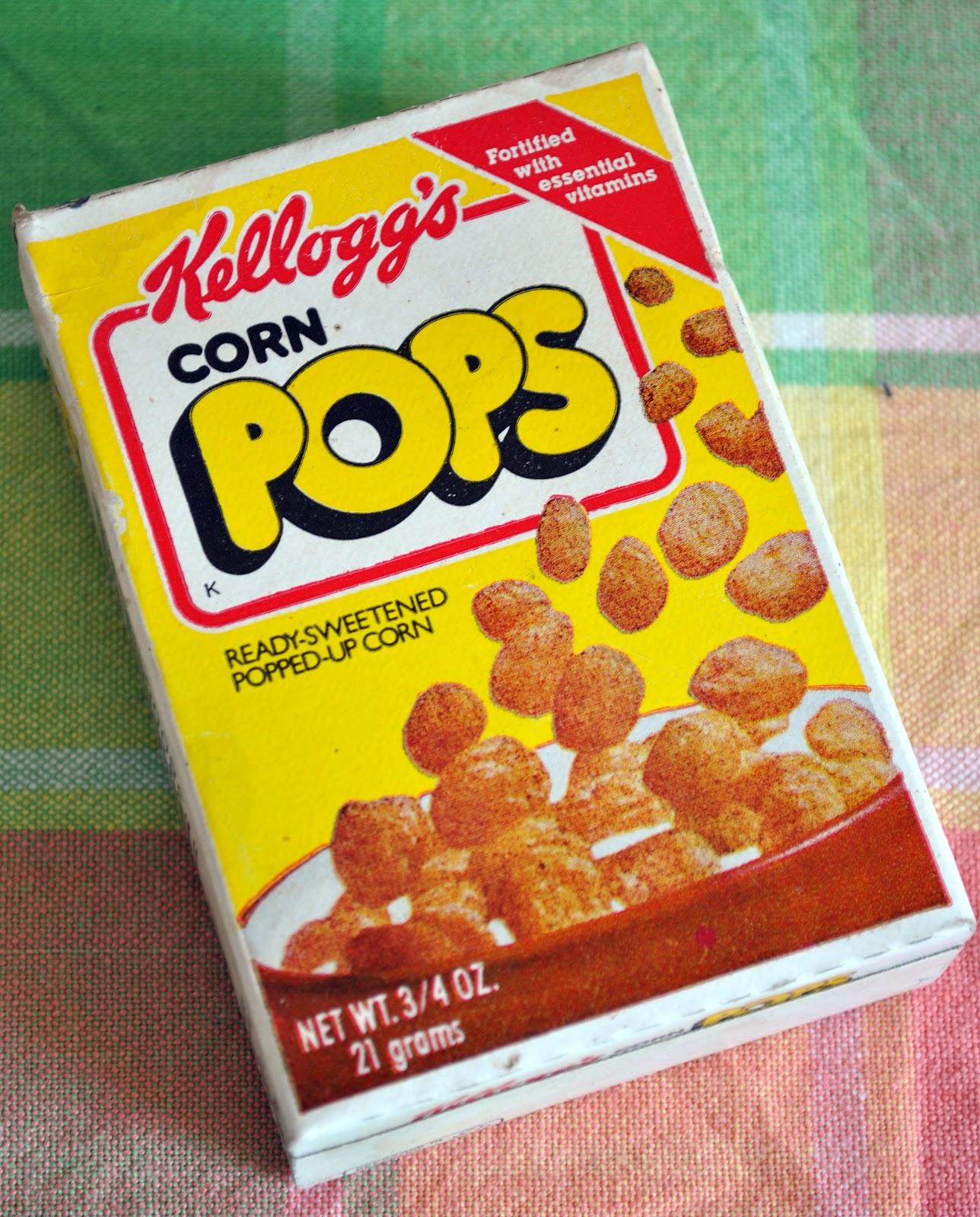 Foodette Reviews: 28-Year Old Corn Pops