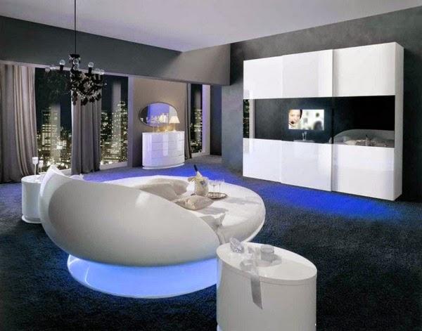 Dormitorio principal elegante dormitorios colores y estilos for Dormitorio principal