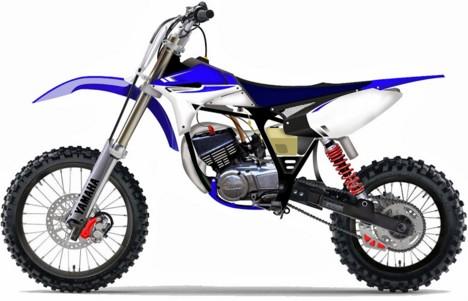 terbaru motor rx king modif trail