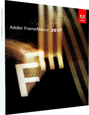 Adobe FrameMaker 2017 v14.0.2 poster box cover