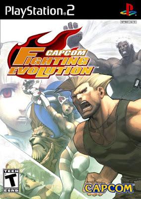 Capcom: Fighting Evolution (NTSC) PS2 Torrent Download