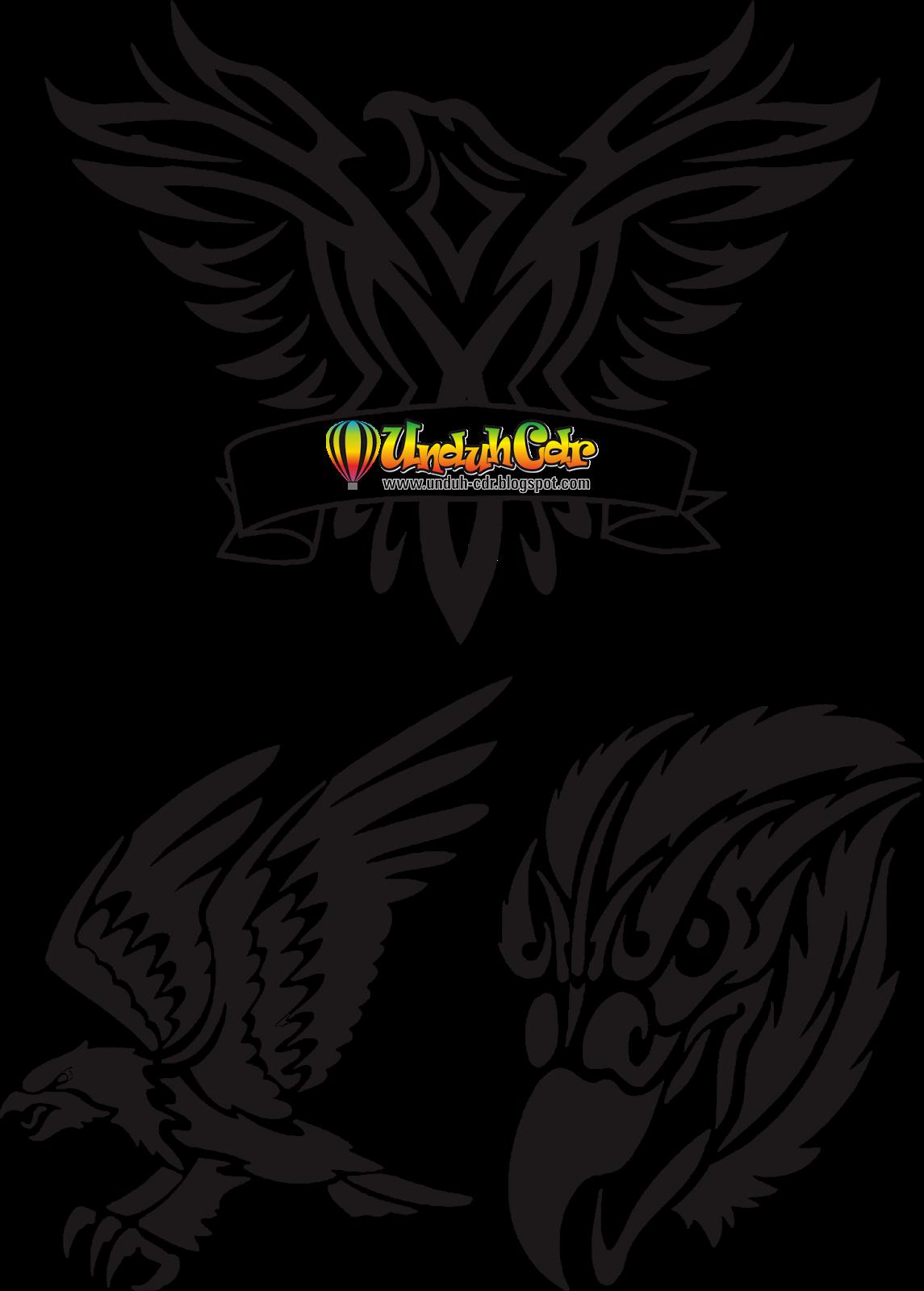 Gambar Burung Elang Untuk Logo
